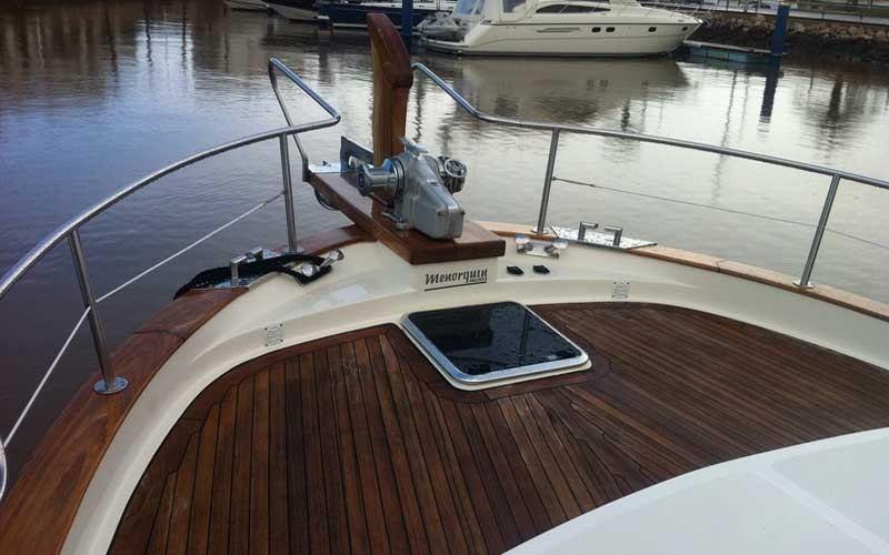 Yachts 145 Flybridge 2015 Nautic Fun Menorca