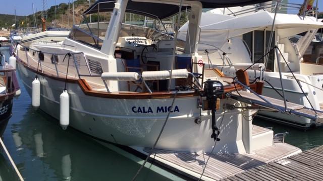 Yachts Open 120 2014 Nautic Fun Menorca