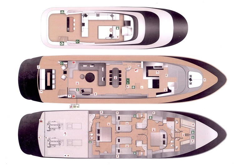 Yachts 1995 Charter
