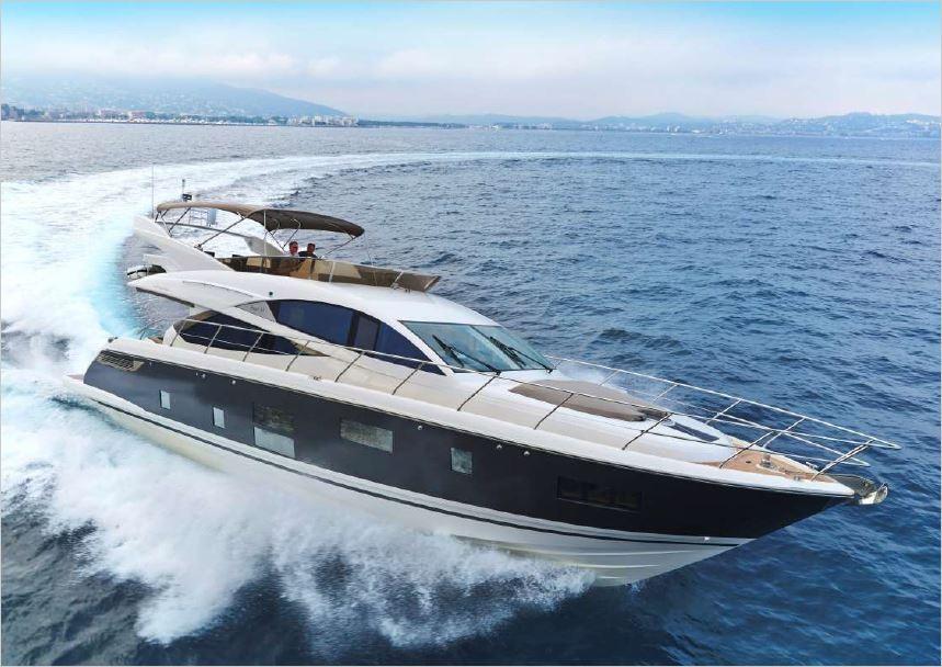 Pearl 65 2016 Mallorca Charter Point
