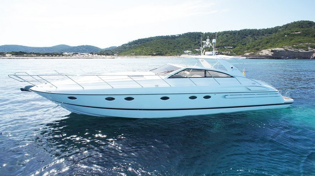 V55 2001 Yachts Charter In