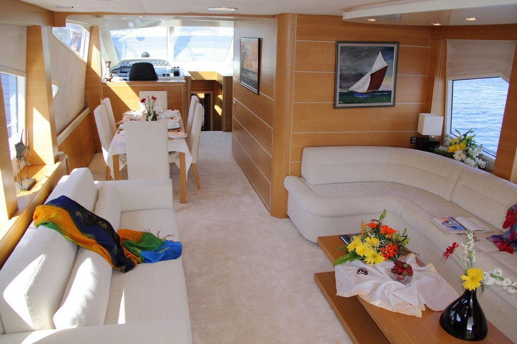 80 2008 Yachts Charter In