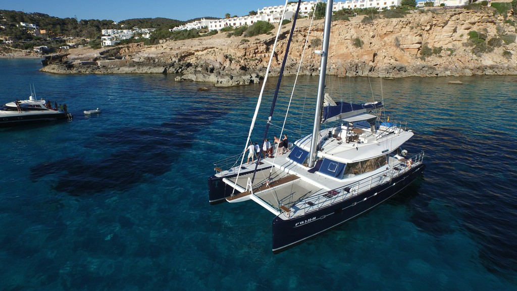 Sunreef 62 Sail 2008 Med Cat Charter