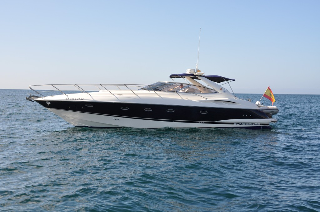 44 Camargue 1999 Yachts Charter In