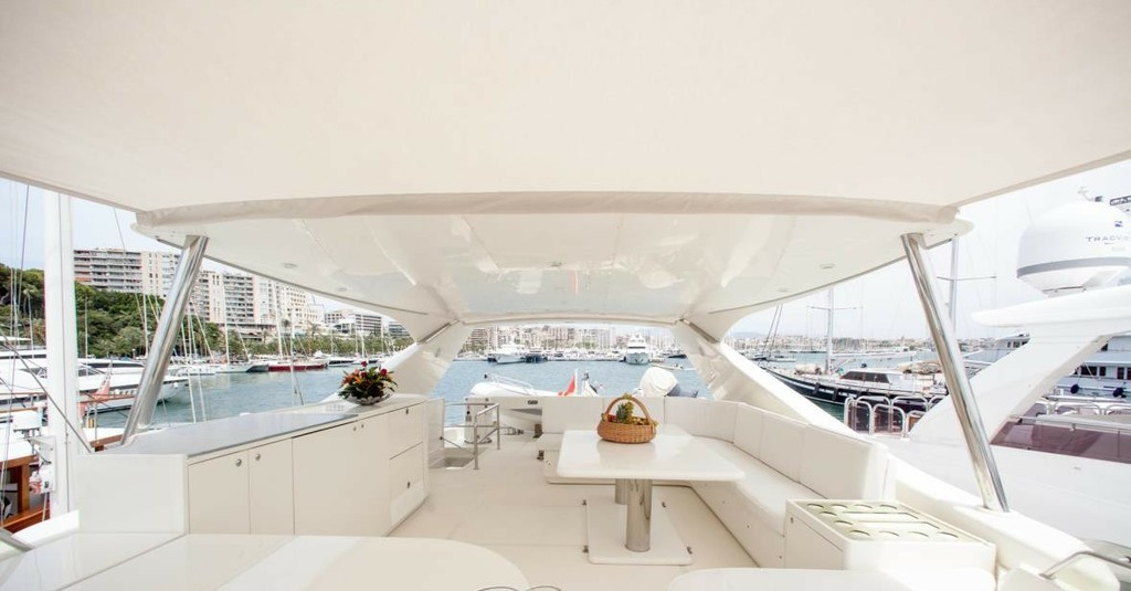 Posillipo 2002 Yachts Charter In