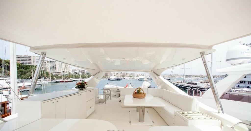 Posillipo 2002 Yachts Charter In