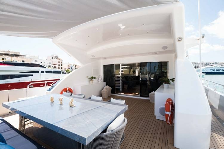 118 2009 Yachts Charter In