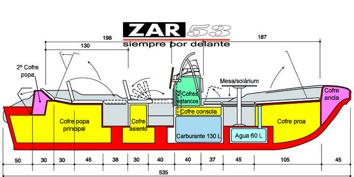 ZAR 53 Plano