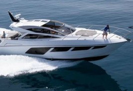 Sunseeker 57 Predator 2016 Mallorca Charter Point