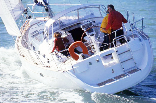 Oceanis 423 Clipper