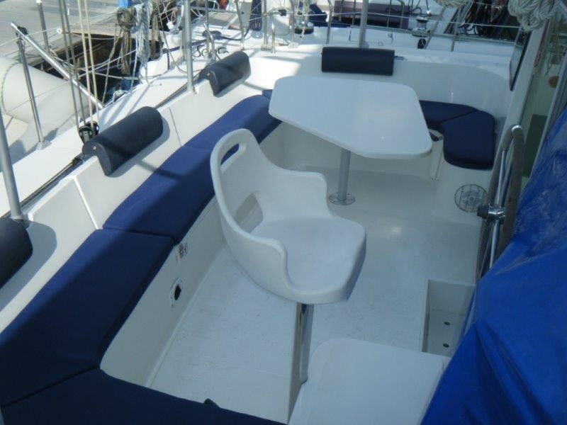 Fountaine Pajot Athéna 38