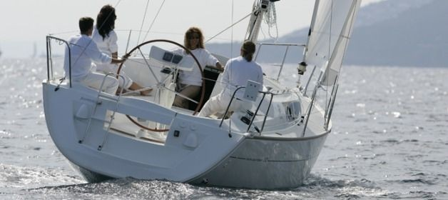 Jeanneau Sun Odyssey 32i