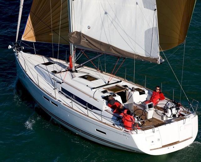 Jeanneau Sun Odyssey 43.9